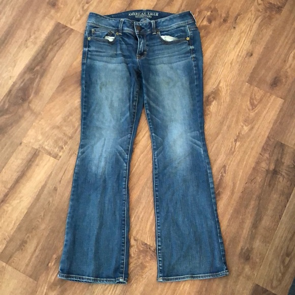 American Eagle Outfitters Pants - American eagle kick boot jeans